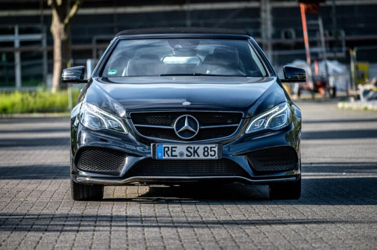 Mercedes E-Klasse Cabriolet mieten in Dortmund