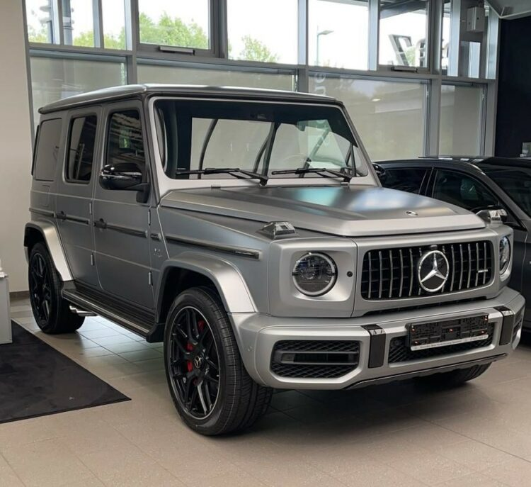 Mercedes-Benz G63 AMG mieten in Hannover