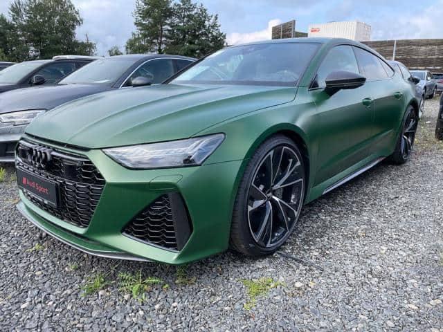 Audi RS7 Performance mieten in Hamburg
