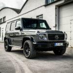 Mercedes G Klasse mieten in Paderborn