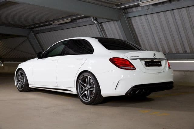 Mercedes C63S Edition1 AMG