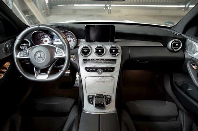 Mercedes C63S Edition 1 AMG