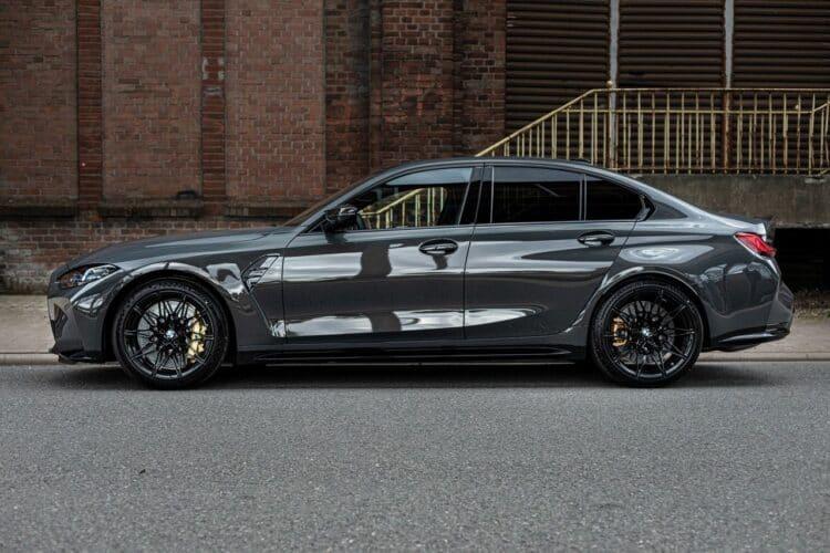 BMW M3 Competition mieten in Dortmund