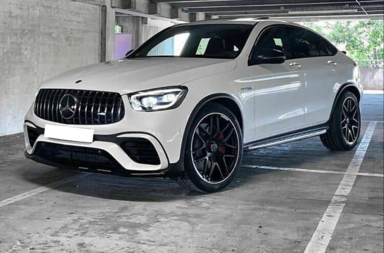 Mercedes GLC 63 S AMG mieten in Hannover