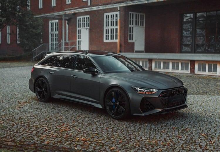 Audi RS6 Avant mieten in Bielefeld