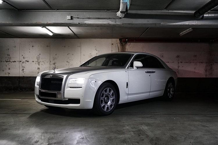 Rolls Royce Wraith mieten in Frankfurt