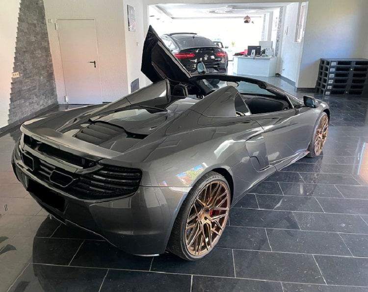 McLaren 620 S