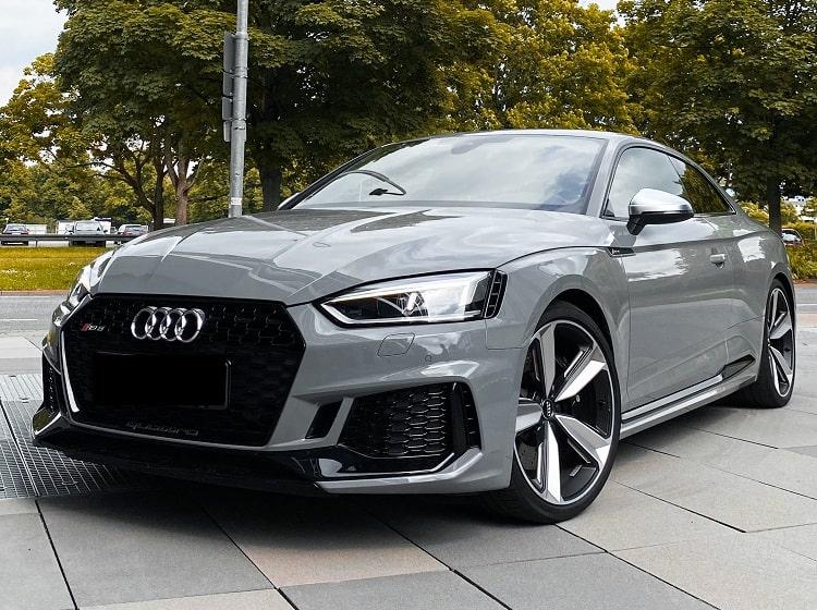 Audi RS5 mieten in Frankfurt