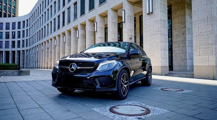 Mercedes GLE 350d