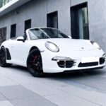 Porsche 911 Carrera Cabrio mieten in Frankfurt